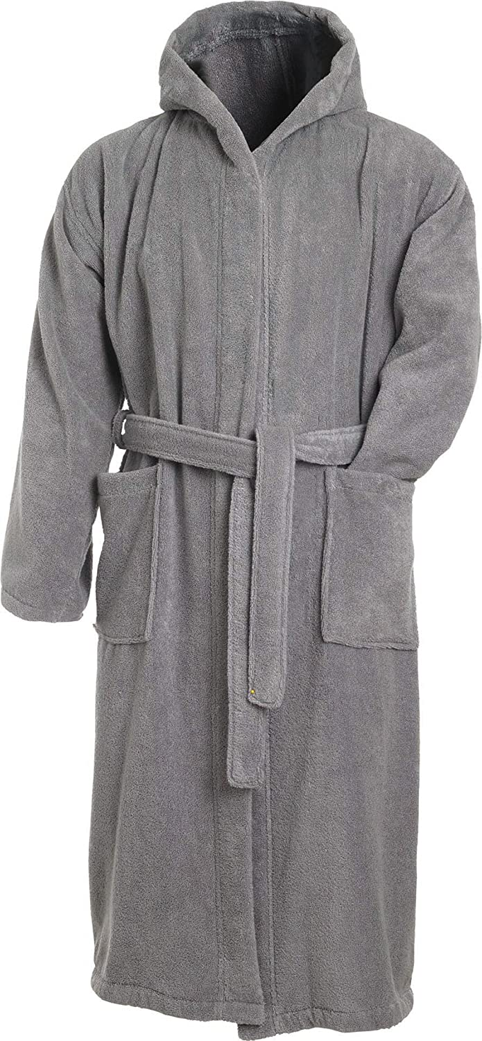 Bath Robe Hooded Myrtle Beach (MB 430) S M L XL XXL