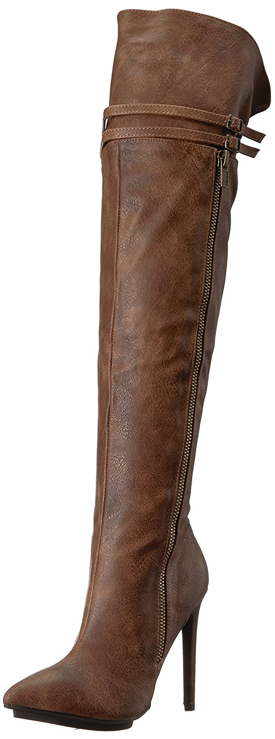 Michael Antonio Women's Wanna Western Boot B071K6WNSC 8.5 B(M) US|Cognac