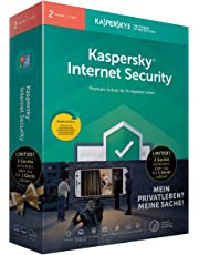 Kaspersky Internet Security 2019 I Standard I 2 Geräte I 1 Jahr I Limited Edition I Windows/Mac/Android I Download