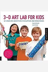 3D Art Lab for Kids Kindle Edition