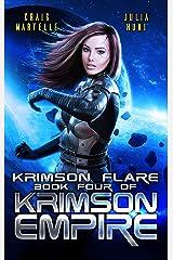Krimson Flare: A Galactic Race for Justice (Krimson Empire Book 4) Kindle Edition