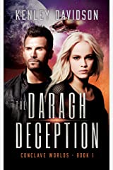 The Daragh Deception: A Clean Sci-Fi Romance (Conclave Worlds Book 1) Kindle Edition