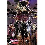 "Jojo's Bizarre Adventure Poster Poster Group (24""x36"")"