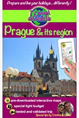 Travel eGuide: Prague & its region: Discover the pearl of the Czech Republic and Central Europe! (Travel eGuide city Book 7) Kindle Edition