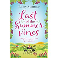 Last of the Summer Vines: Escape to Italy with this heartwarming, feel good summer...