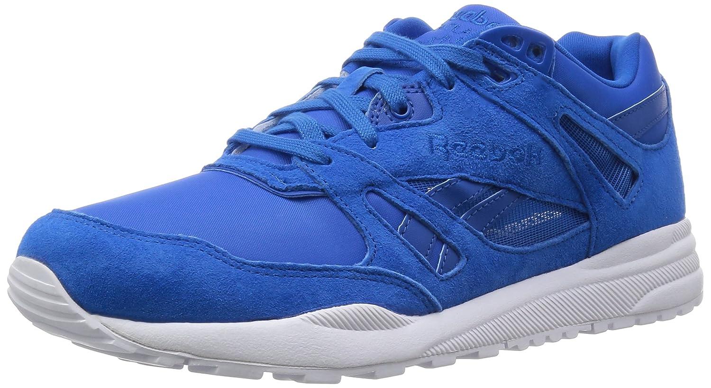 Reebok Ventilator SMB, Zapatillas de Running para Hombre 45 EU|Azul / Blanco (Blue Sport / White)