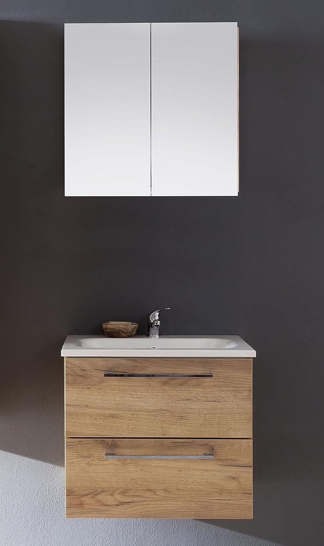 Badezimmer Kombination | Trendteam Smart Living Badezimmer 2 Teilige Set Kombination Intenso