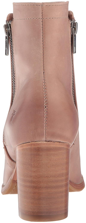 FRYE Women's Addie Double Zip Ankle Boot B072135TT9 11 B(M) US|Dusty Rose