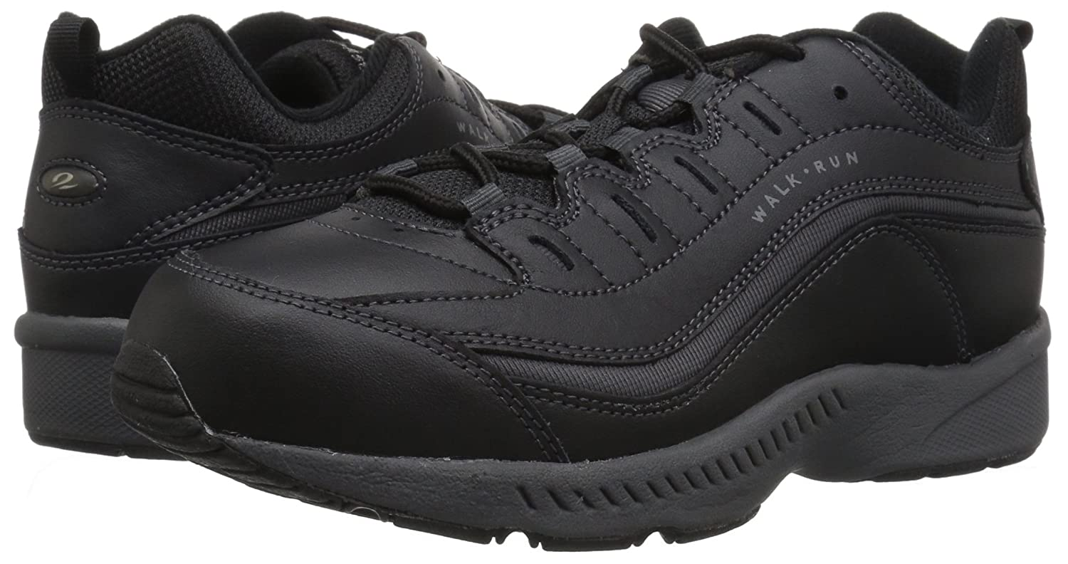 Easy Spirit Women's 12 Romy Walking Shoe B01N1K6H2E 12 Women's N US|Black 6fdda5