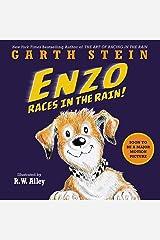 Enzo Races in the Rain! Paperback