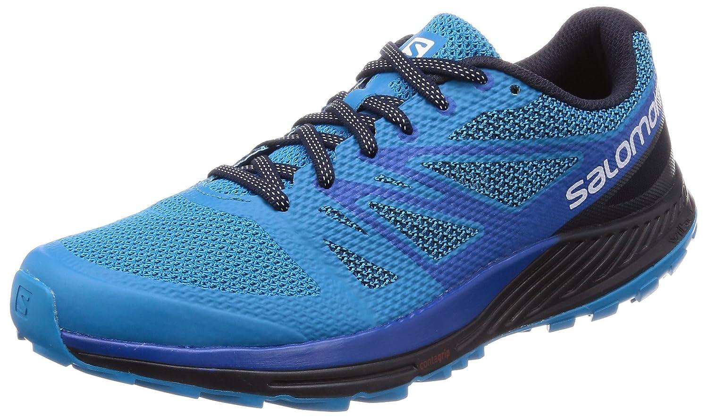 Salomon Sense Escape, Zapatillas de Trail Running para Hombre 46 2/3 EU Multicolor (Hawaiian Surf/Snorkel Blue/Night Sk 000)