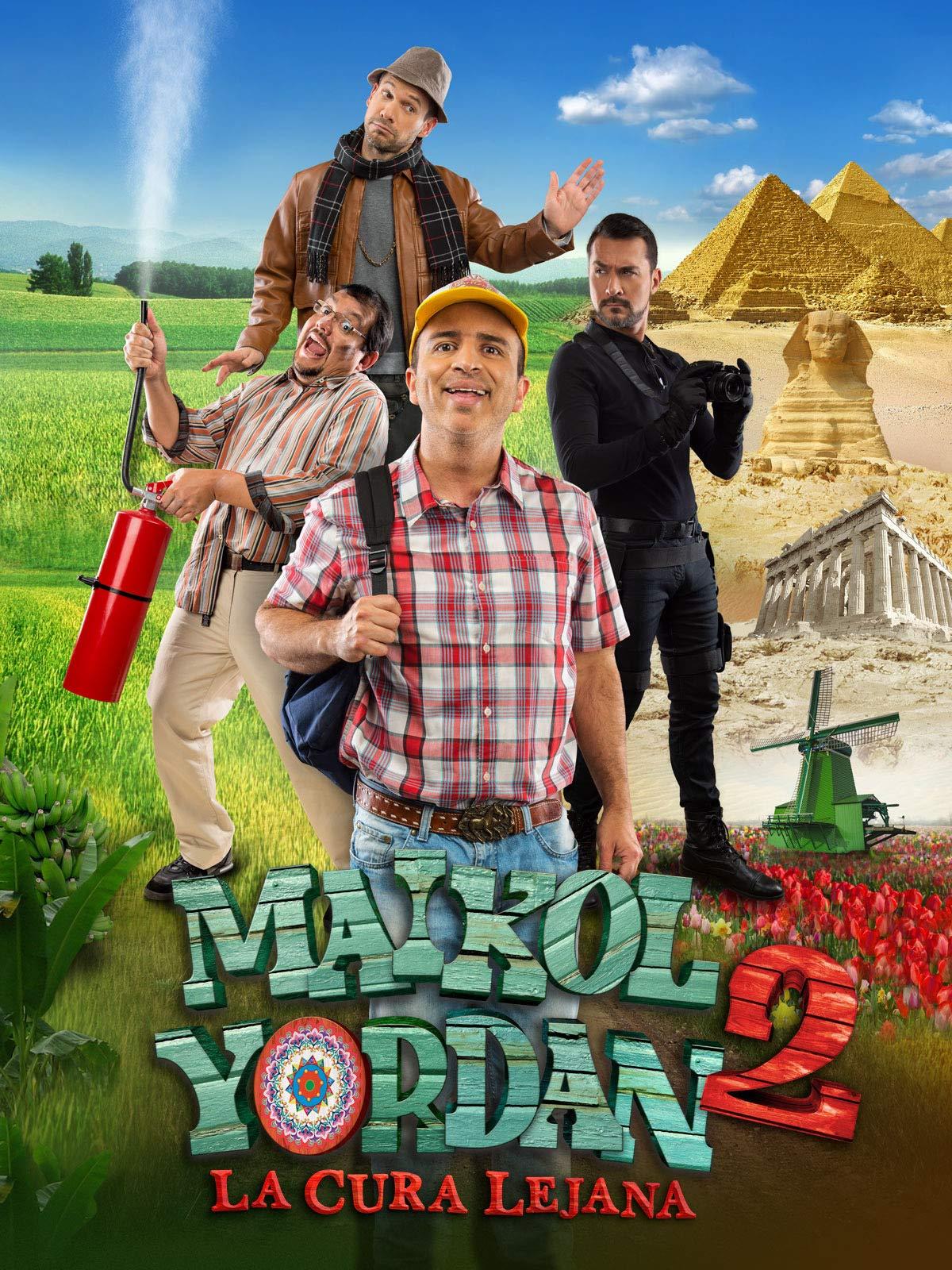 Maikol Yordan 2: The faraway cure