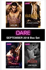 Harlequin Dare September 2018 Box Set: My Royal Hook-Up\Sins of the Flesh\Hard Deal\Legal Passion Kindle Edition