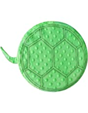Senseez Kinder Vibrationskissen Beruhigungs-Kissen Ca 24 x 24 CM, Verschiedenen Designs (Schildkröte)