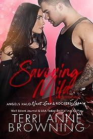 Savoring Mila (Angels Halo MC Next Gen & Rockers' Legacy Book 3) (English Edition)