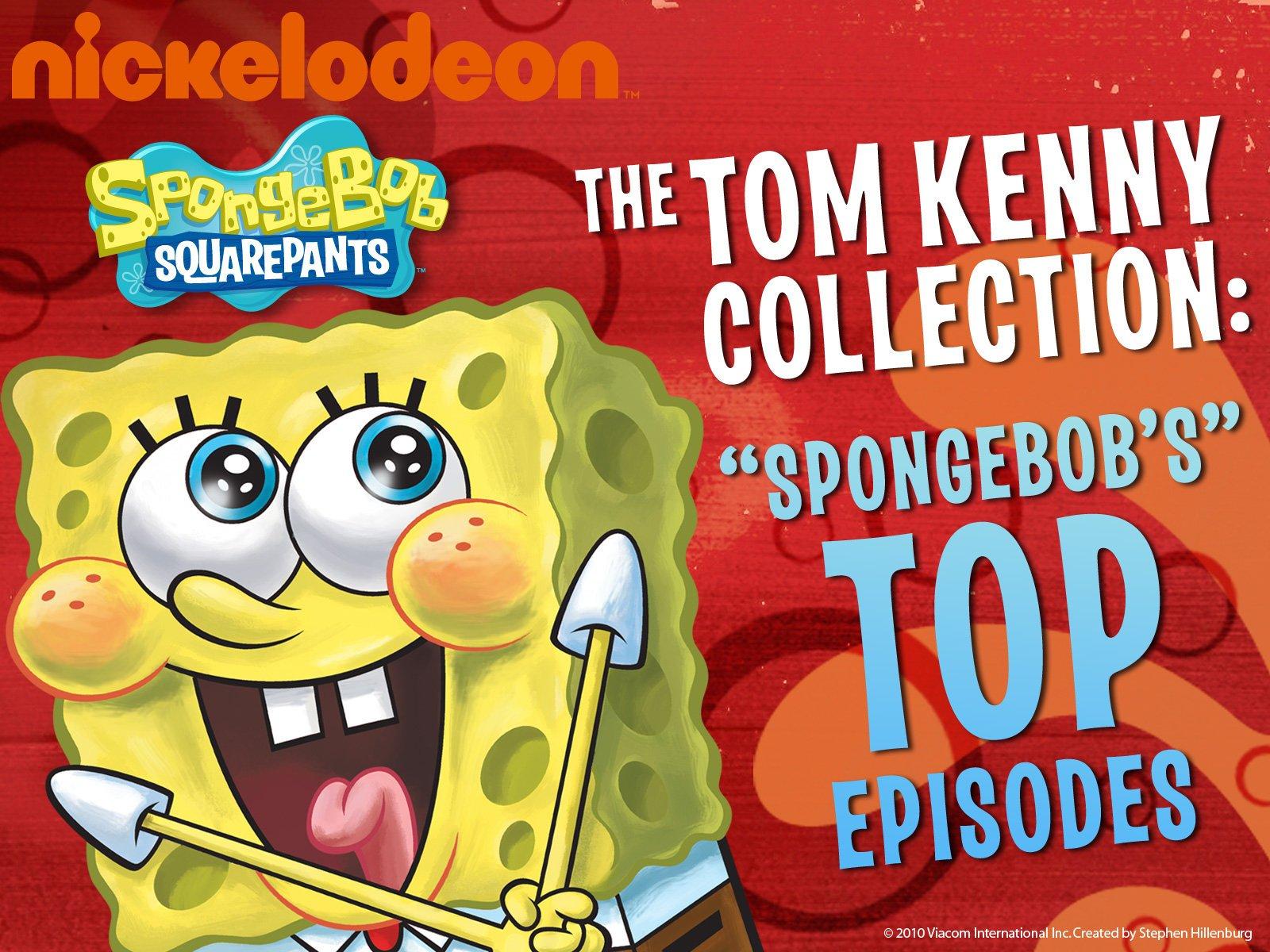 Watch Spongebob Squarepants The Tom Kenny Collection