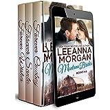 Montana Brides Boxed Set: Books 4-6: Three Small Town Romances