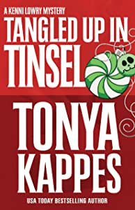 TANGLED UP IN TINSEL (A Kenni Lowry Mystery Book 6)