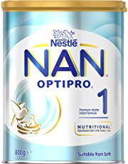 Nestlé NAN OPTIPRO Stage 1 Starter Infant Formula Powder Tin 800g