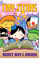 Tiny Titans: Beast Boy & Raven Kindle Edition