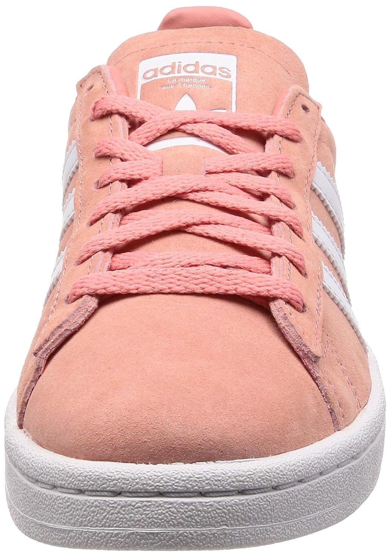 Adidas Damen Campus Rose W Gymnastikschuhe Pink (Tactile Rose Campus F17/Ftwr Weiß/Crystal Weiß) 631d0d