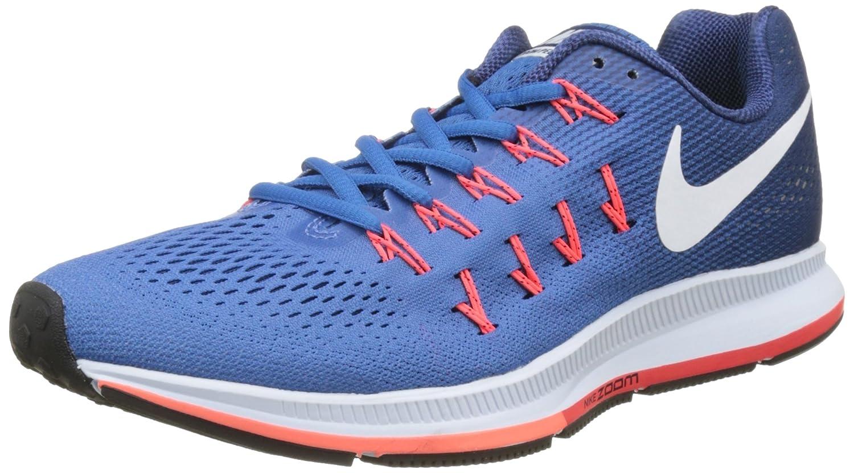 Nike Herren 831352-403 Traillaufschuhe Blau (Racer Blau/Midnight Navy Blau/Blau Glow/Wei)