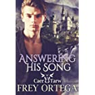 Answering His Song: An M/M/M Shifter Romance (Caer Tarw Book 2)