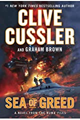 Sea of Greed (The NUMA Files Book 16) Kindle Edition