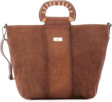 VELEZ Women Genuine Colombian Leather Shop Handbag | Carteras de Cuero para Mujer