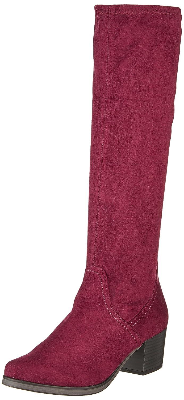 Caprice 25506, Botas Slouch para Mujer41 EU|Rojo (3)