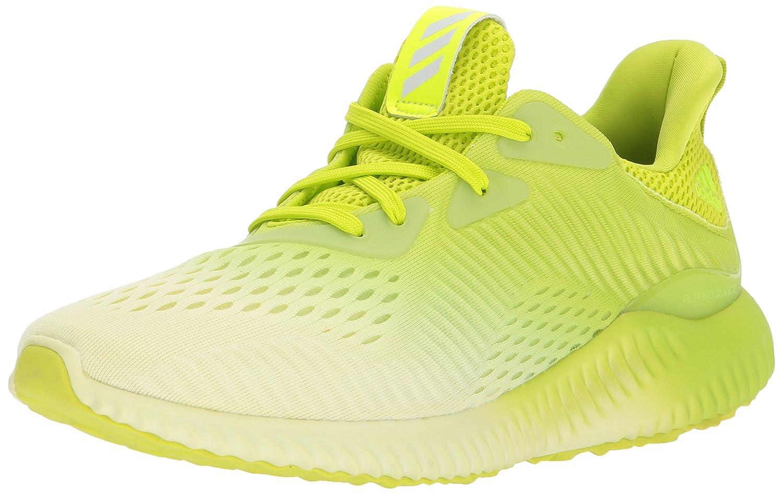 adidas Women's Alphabounce Em W Running Shoe B01MTRY616 10.5 B(M) US Ice Yellow/Semi Solar Yellow/White
