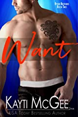 Want (Ryder Brothers Book 2) Kindle Edition