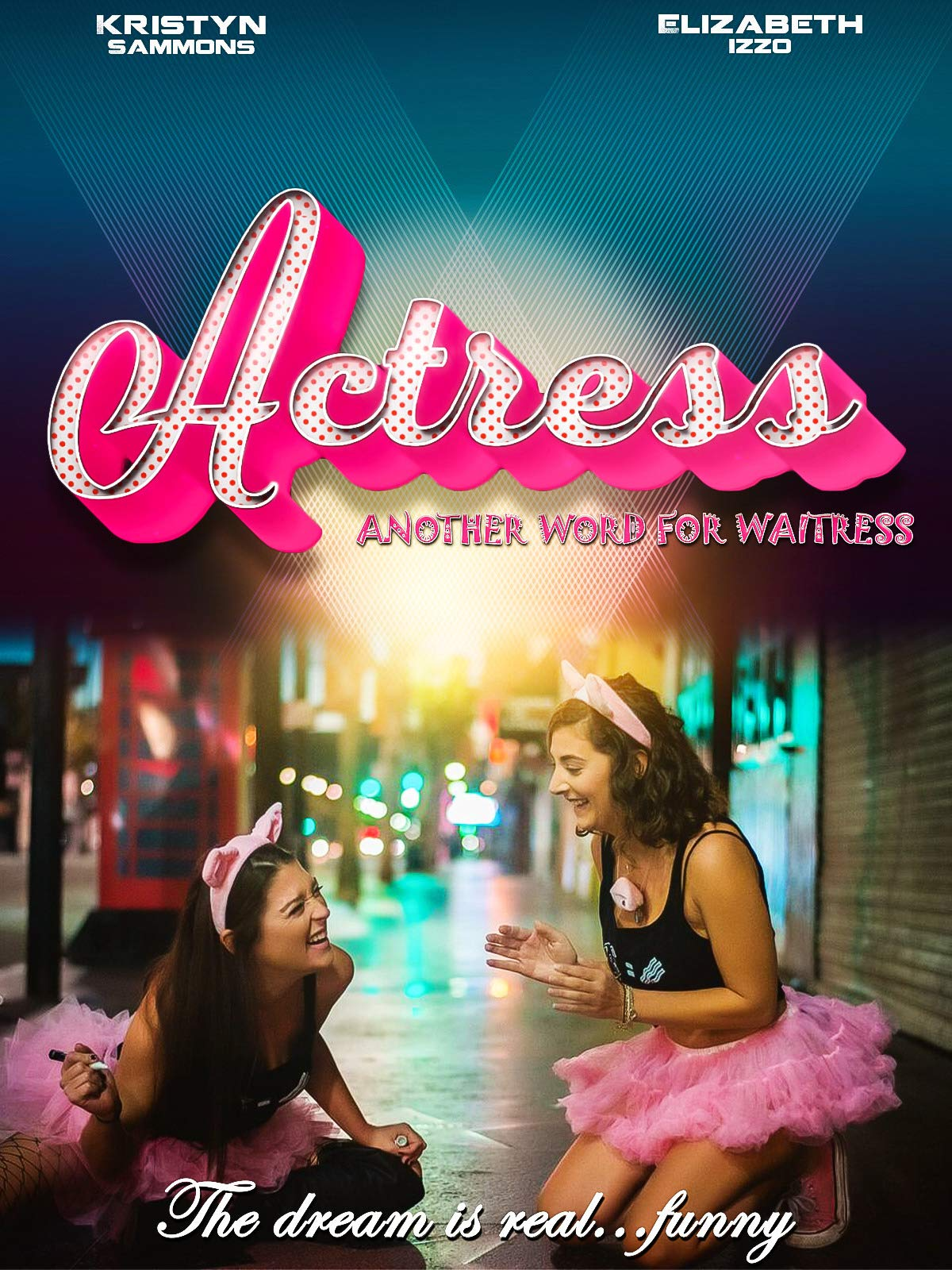 Actress: Another Word for Waitress Series