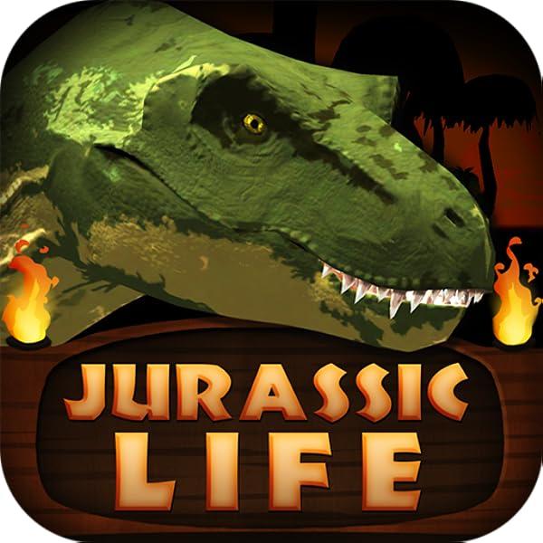 Amazon Com Jurassic Life Tyrannosaurus Rex Dinosaur Simulator Appstore For Android