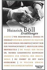Erzählungen (German Edition) Kindle Edition