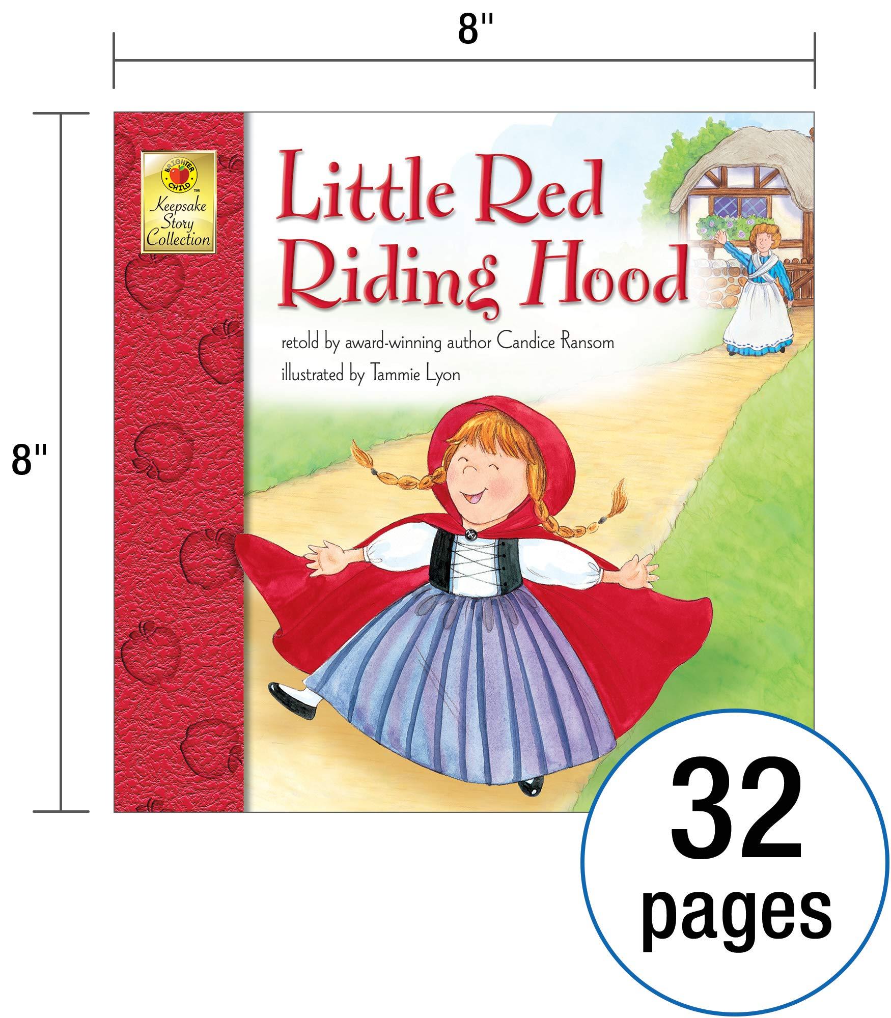 Amazon.com: Little Red Riding Hood (Keepsake Stories) (9781577681984):  Candice Ransom, Tammie Lyon: Books
