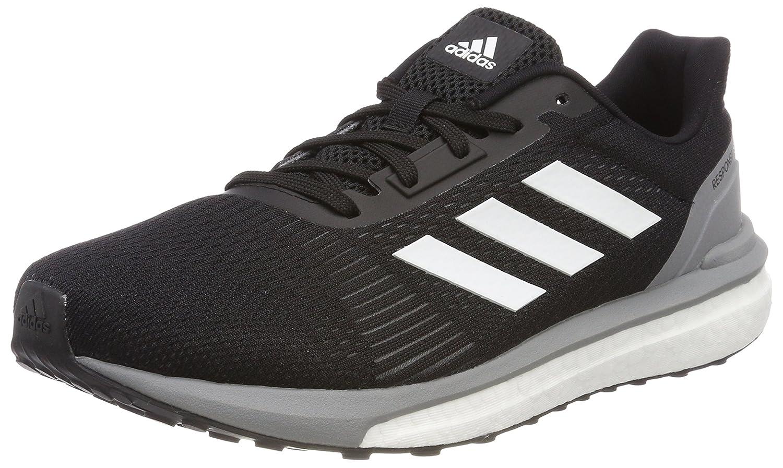 Adidas Response St M, Zapatillas de Trail Running para Hombre 43 1/3 EU|Negro (Negbas/Ftwbla/Gritre 000)