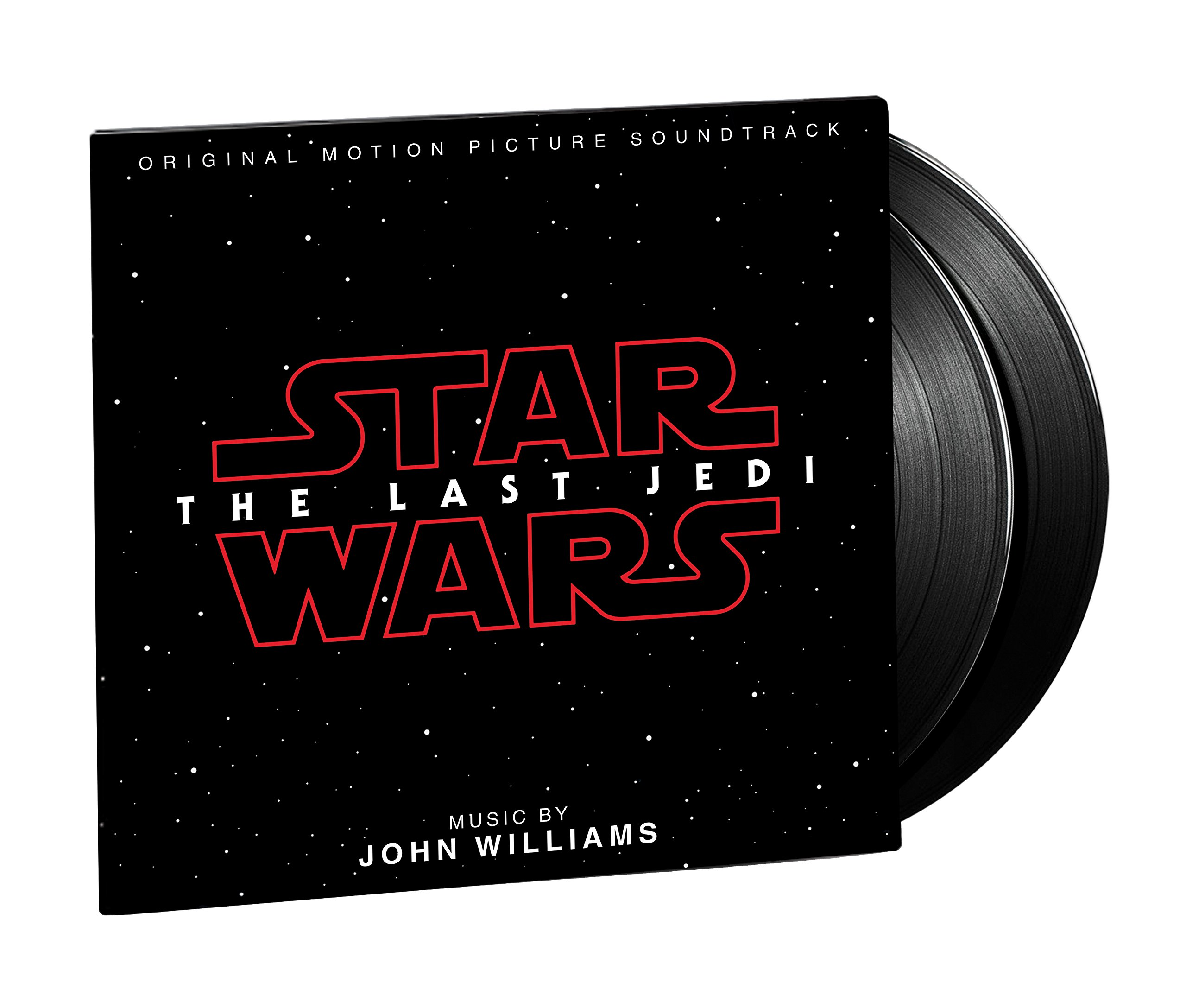 Vinilo : John Williams - Star Wars: The Last Jedi (2PC)