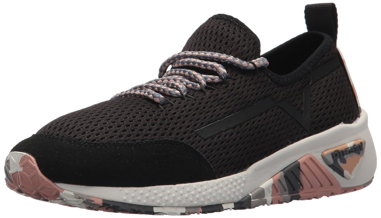 Diesel Women's SKB S-Kby Sneaker B074N6TSFH 5.5 B(M) US|Black