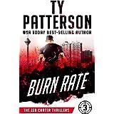 Burn Rate: A Covert-Ops Suspense Action Novel (Zeb Carter Thrillers Book 3)