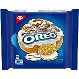 Oreo Cinnamon Bun Sandwich Cookies, 261g
