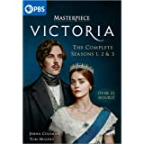 Masterpiece: Victoria: The Complete Seasons 1, 2 And 3