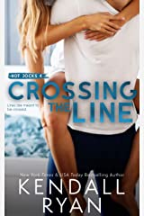 Crossing the Line (Hot Jocks Book 4) Kindle Edition