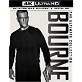 The Bourne Ultimate Collection [Blu-ray] (Sous-titres français)