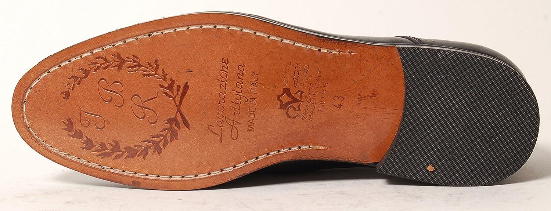 Antica Calzoleria Campana Schuh | Mod. 9509 | | Kalbsleder | Monkstrap | 9509 braun, dunkelbraun, schwarz oder blau 42 fa0400