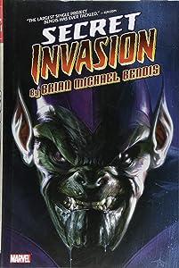 Secret Invasion by Brian Michael Bendis Omnibus