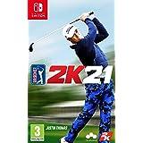 PGA Tour 2K21 Nintendo Switch Game