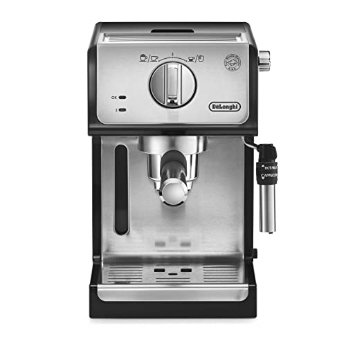 De'Longhi ECP35.31 Traditional Pump Espresso Machine - Black