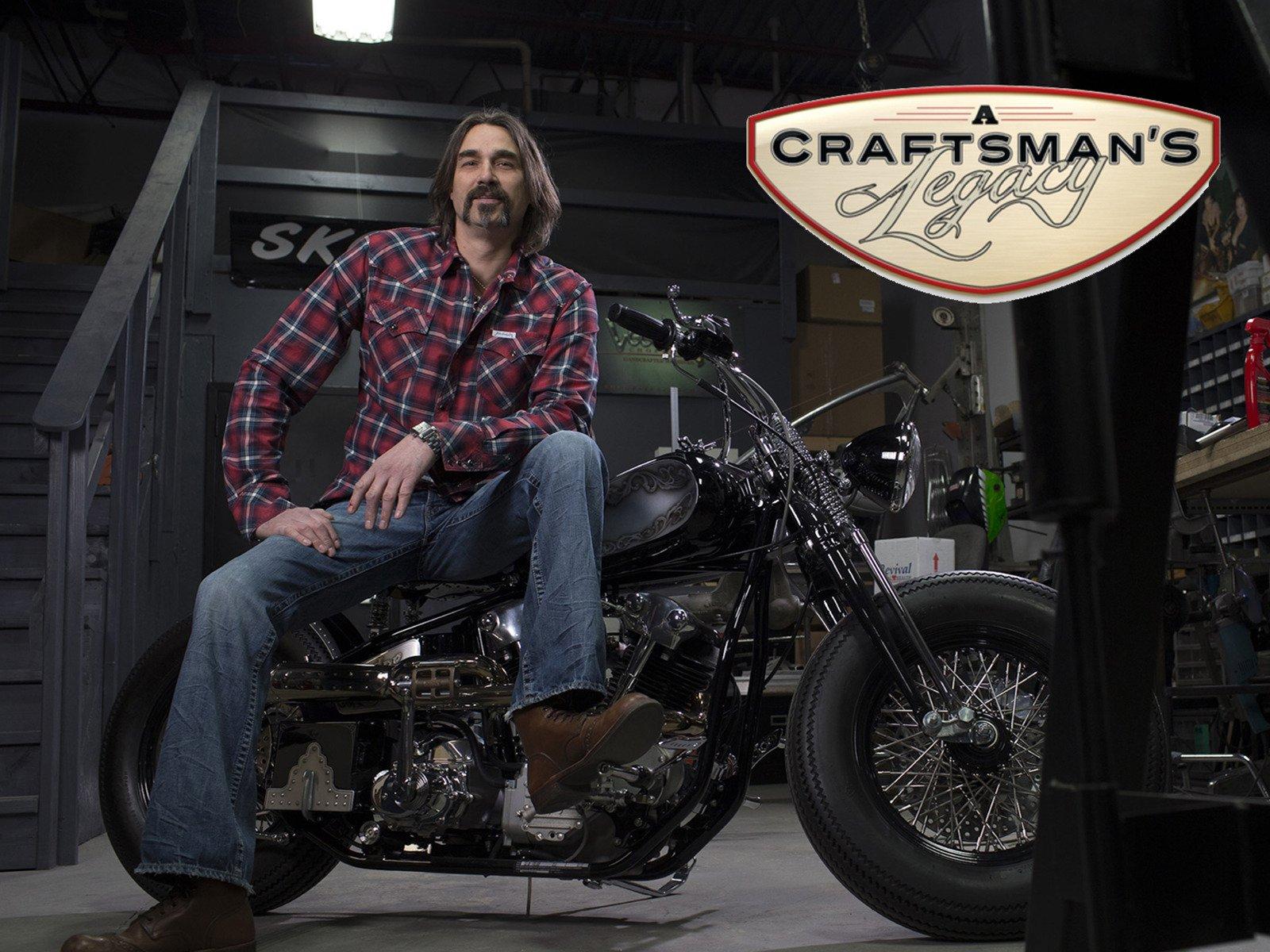 A Craftsman's Legacy - Season 1