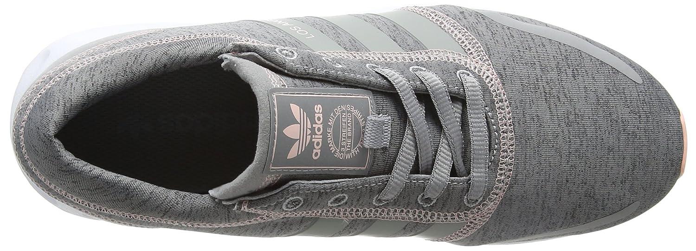 Adidas Damen Los Los Damen Angeles Trainer Niedrig Grau (Mgh Solid Grau/Mgh Solid Grau/Ftwr Weiß) 4e8fb7